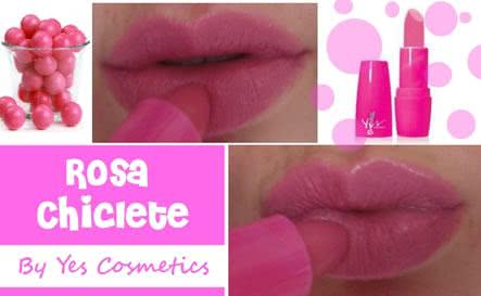 Pink Yes cosmetics