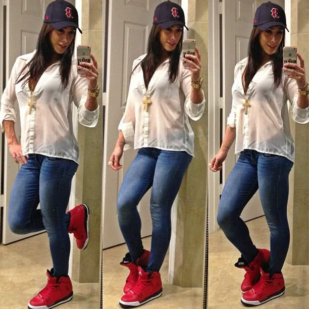 Look casual da Bella Falconi
