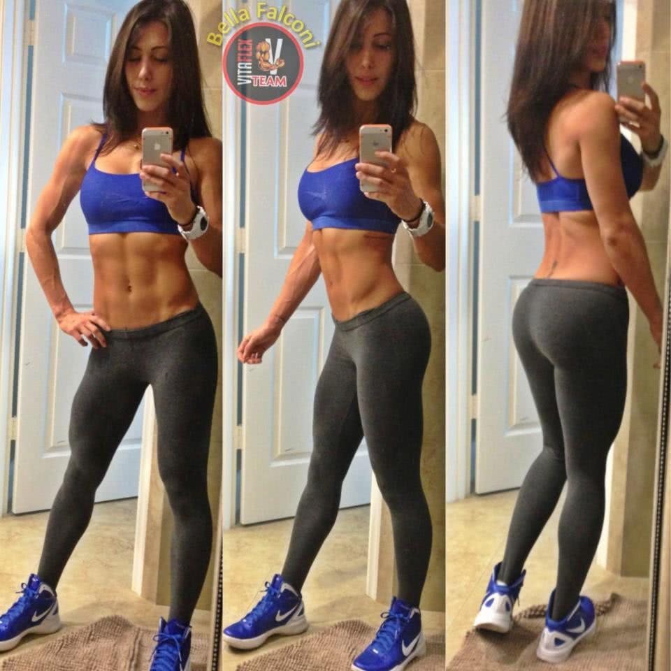 Visual fitness da Bella Falconi