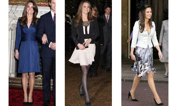 Looks de Kate Middleton