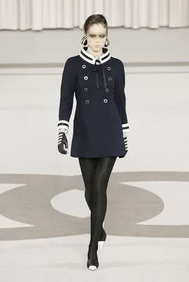 Look navy - Chanel