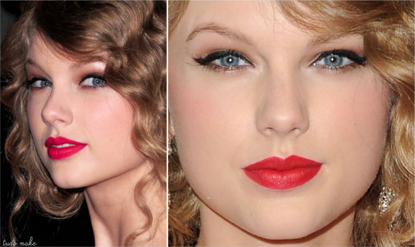Delicada ou fatale - As makes da Taylor Swift