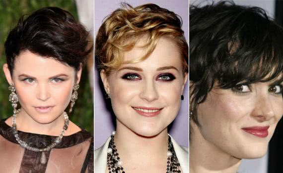 Ginnifer Goodwin, Evan Rachel Wood e Winona Ryder