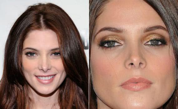 Ashley Greene - Sombra dourada